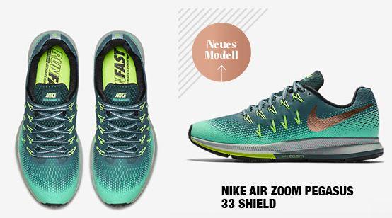 Nike Air Zoom Pegasus 33 Shield bei www.my-sportswear.de Spare 15% mit Rabattcode 1129697C