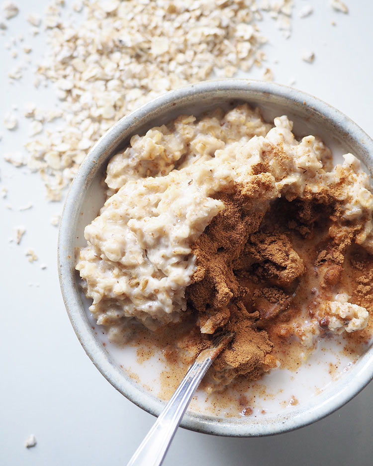 Frühstücksbrei Rezept mit Zimt
