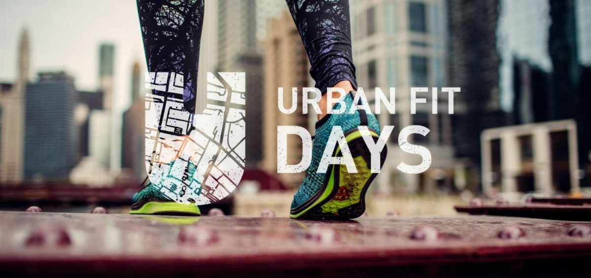 Urban Fit Days 2016 in Berlin: Trends & Lieblingsprodukte