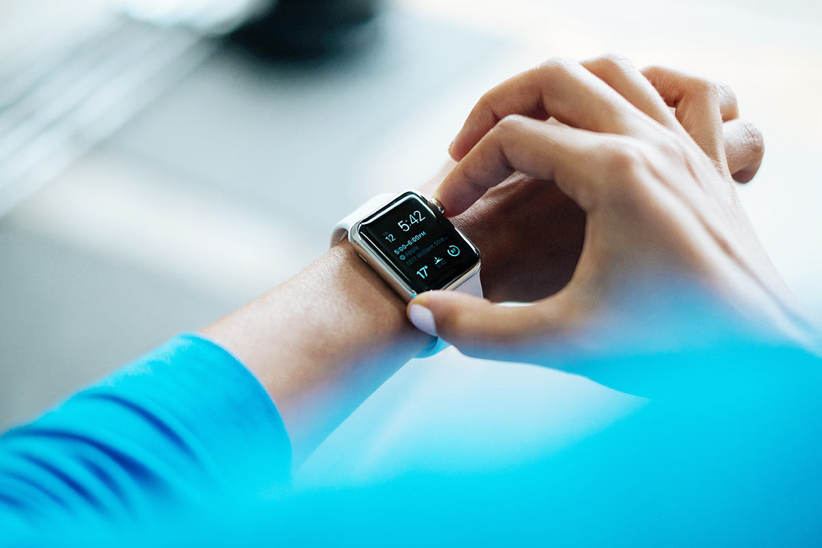 Fitness Tracker checken