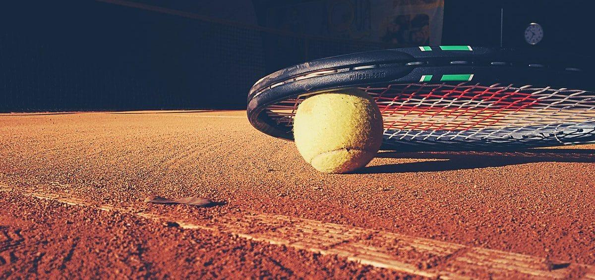 Indoor Tennis Ballsport