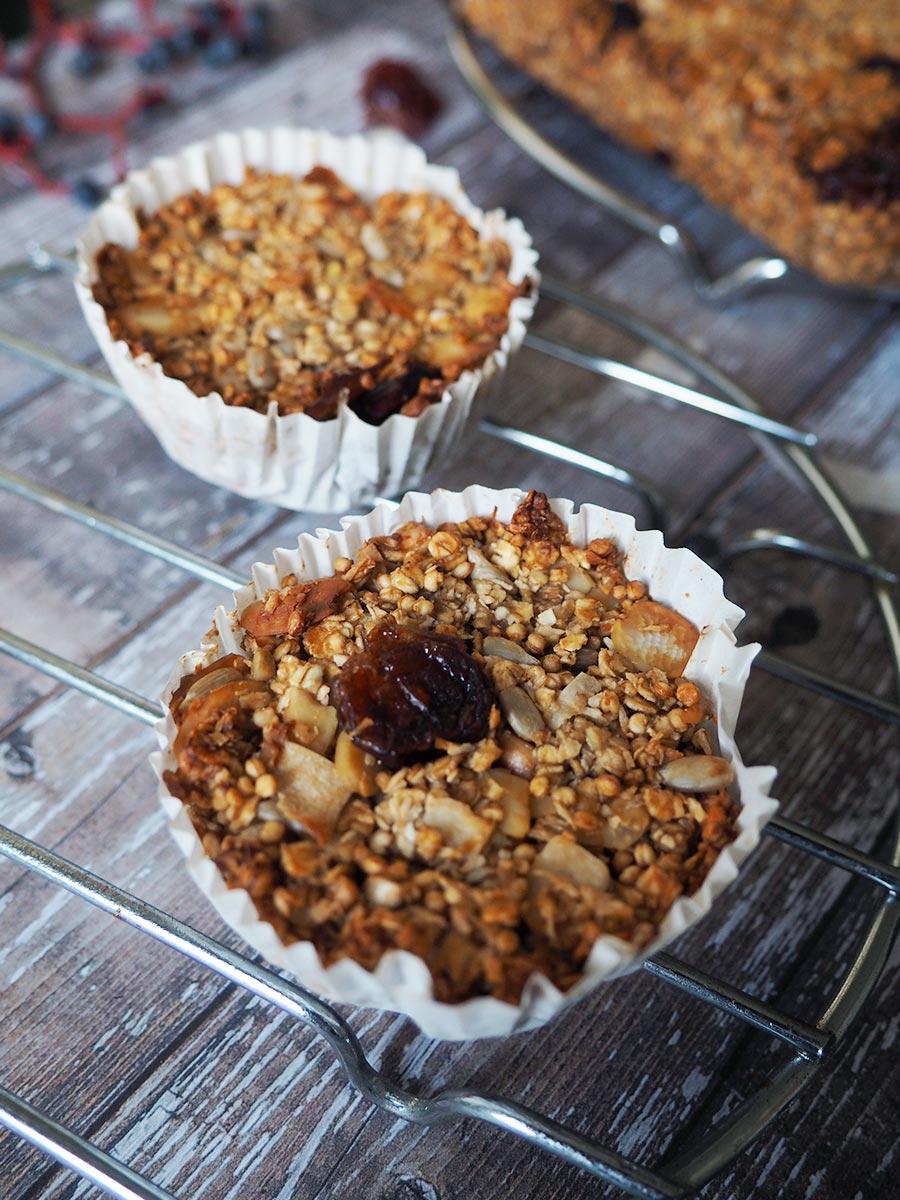Müsliriegel gesunder Fitness Snack