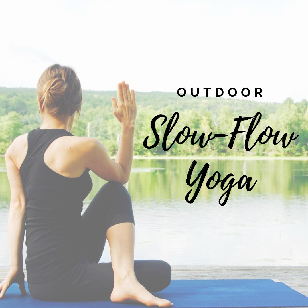 Outdoor Yoga Slow Flow