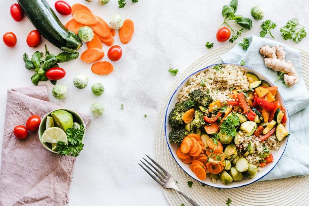 Ernährungs-Challenge