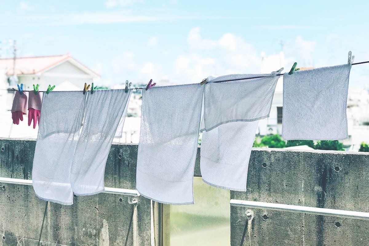 Sportkleidung richtig waschen und lüften