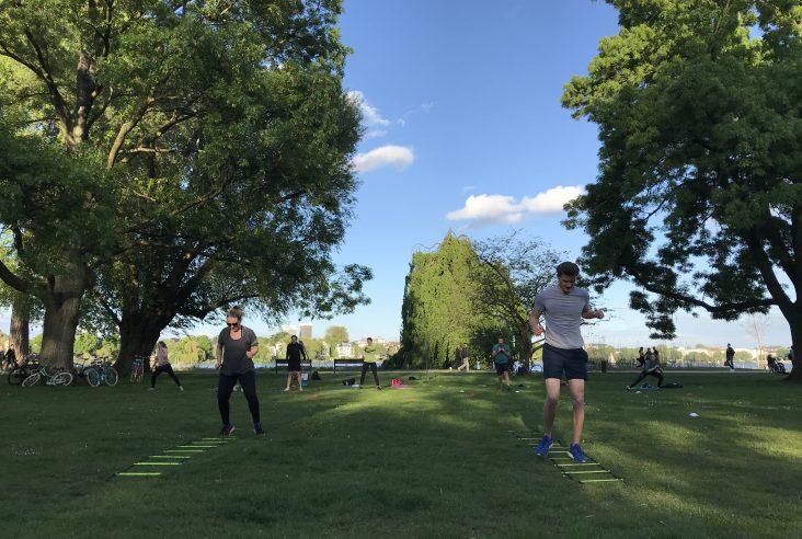 Outdoor Training Koordinationsleiter Sommer